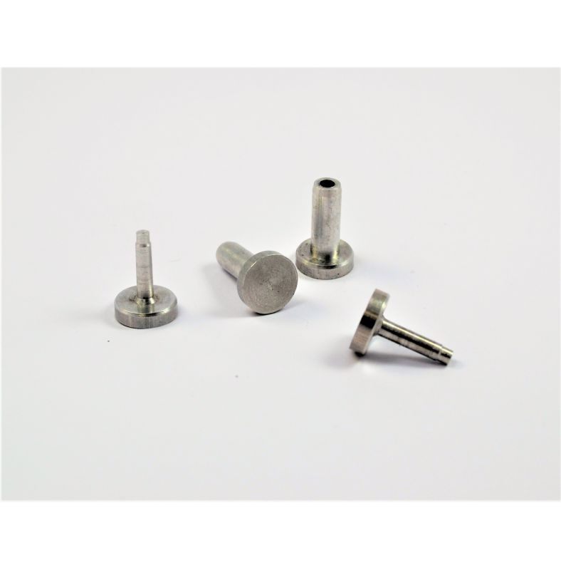 Patented stainless steel tubular rivet